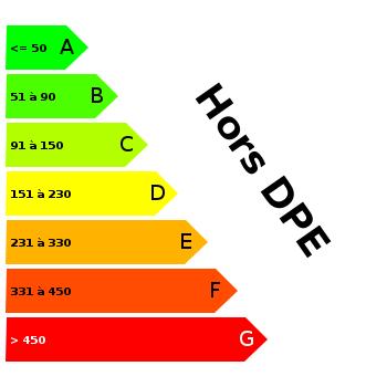 Diagnostic de performance énergétique :